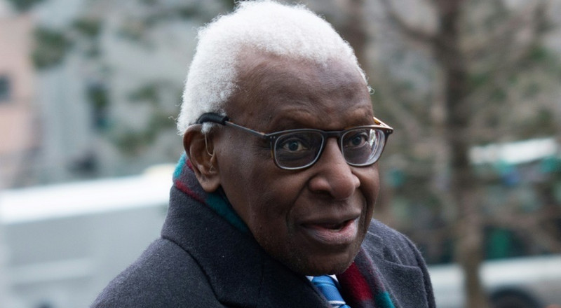 Ex-IAAF chief Diack's corruption case changed to June 8