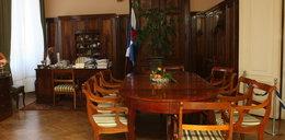 Zwiedź gabinet prezydenta