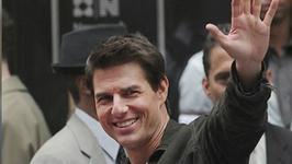 Tom Cruise na planie swojego najnowszego filmu!