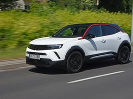 Nowy Opel Mokka 1.2 Turbo GS Line – żwawe trzy cylindry