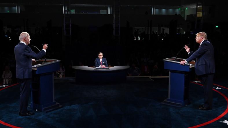 Debata Trump-Biden