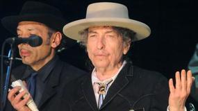 Bob Dylan odebral nagrodę Nobla