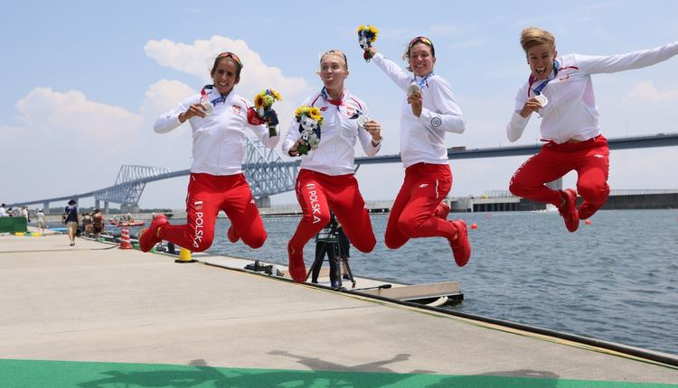 Zobacz, w jaki sposób Polki wywalczyły medal [WIDEO]