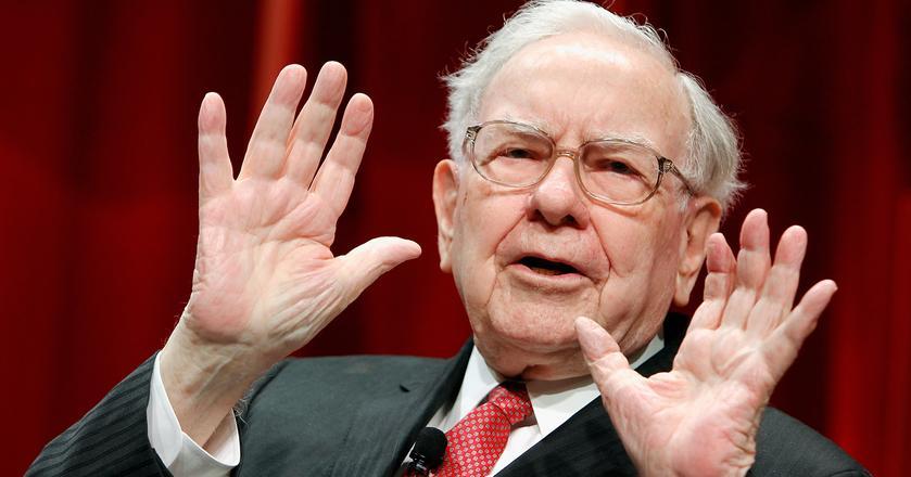 Warren Buffett znany jest z zamiłowania do oszczędności