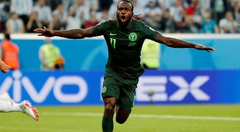 NFF boss Pinnick wants Victor Moses back with the Super Eagles