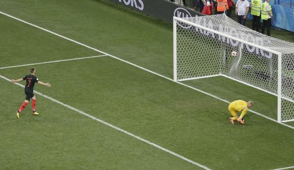 Trenutak kada je Hrvatska obezbedila plasman u četvrtfinale