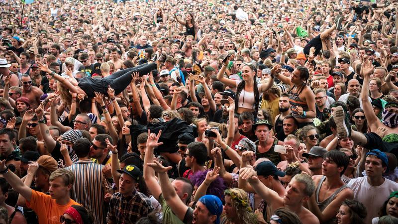 Przystanek Woodstock 2017 (fot. Stanislaw Wadas/WOŚP)