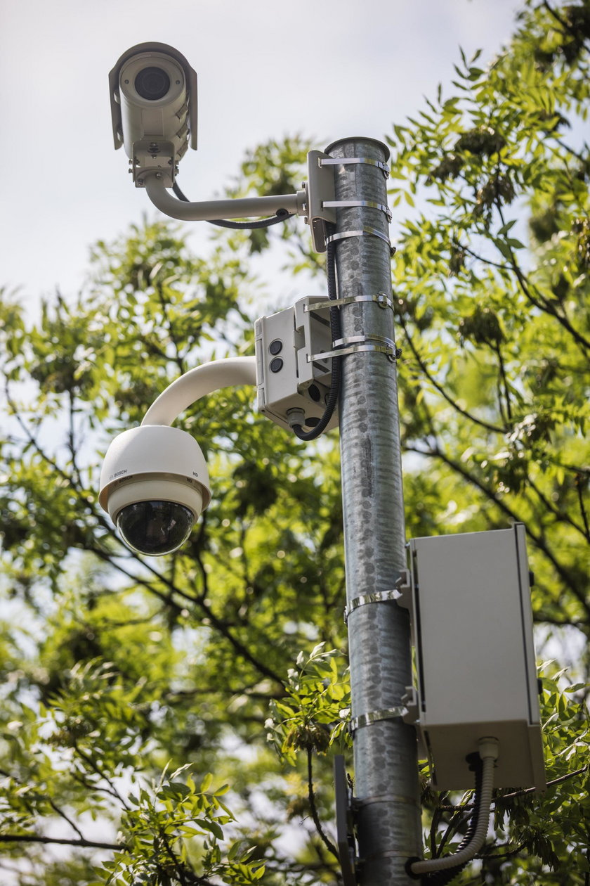 Rozbudowa monitoringu miejskiego w Poznaniu