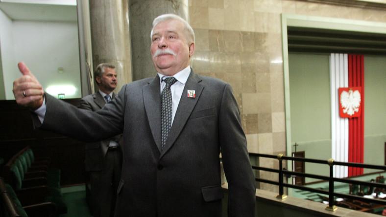 Lech Wałęsa został Honorowym Obywatelem Szczecina