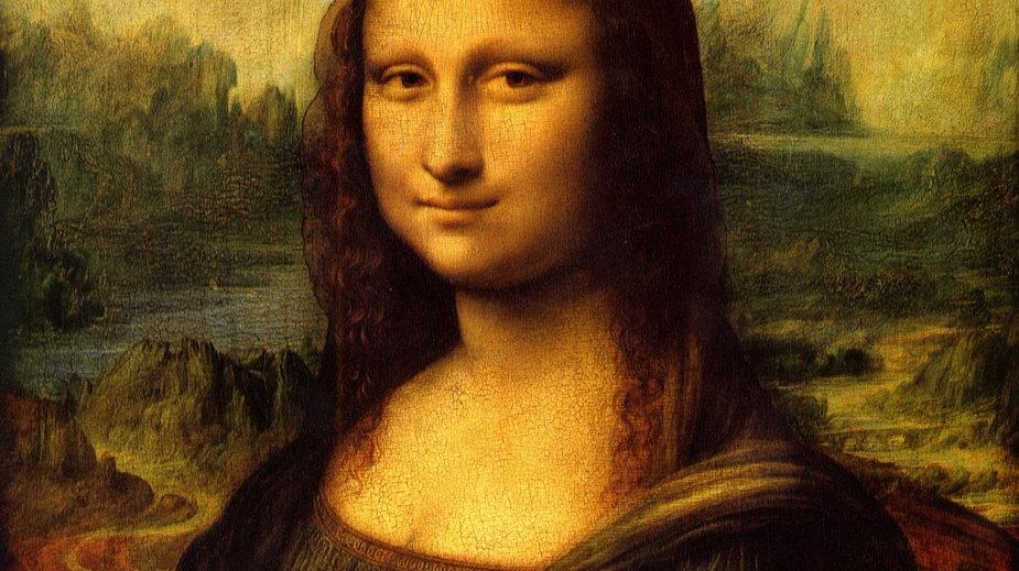 Leonardo da Vinci wykorzystał szkic do stworzenia słynnego portretu