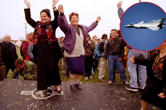 """PAD """"NOĆNOG JASTREBA"""" NATO je u istoriji izgubio samo jedan stelt avion. Ruskim raketnim sistemom oborili su ga SRBI (VIDEO)"""