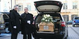 Pogrzeb Pawła Królikowskiego. Poruszająca uroczystość