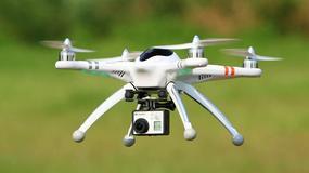 Załoga samolotu uniknęła kolizji z dronem