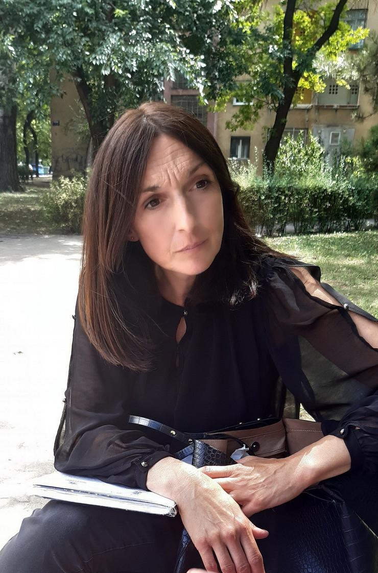 Profesorka istorije Jasmina Marić