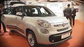 Fiat na targach Motor Show 2013