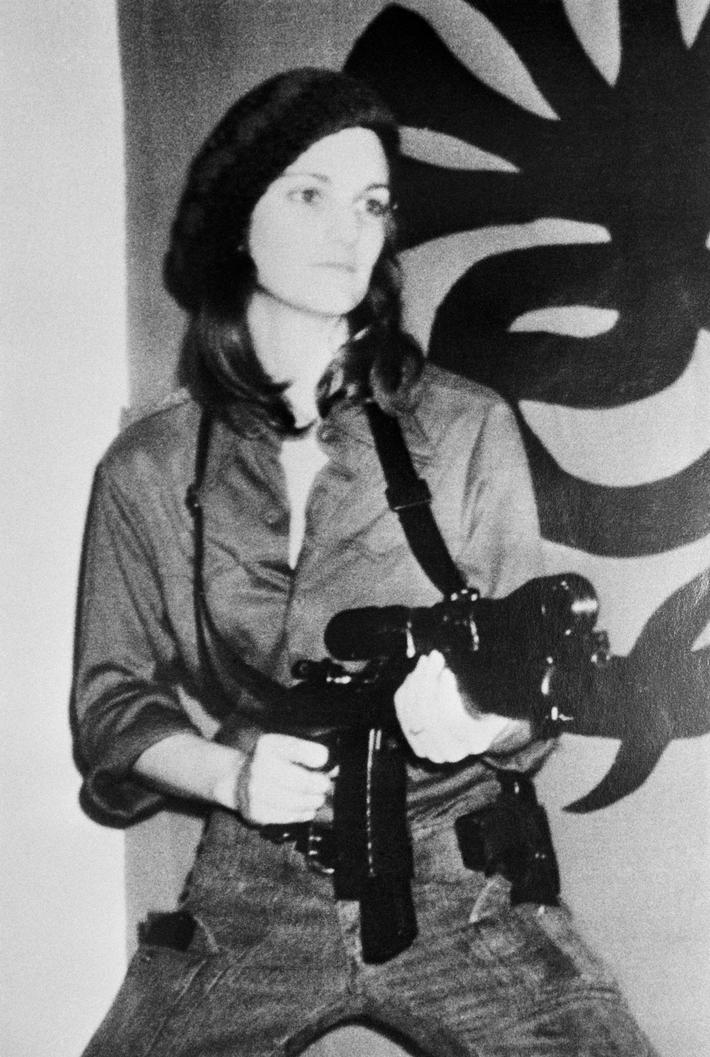 Patty Hearst kidnapping case