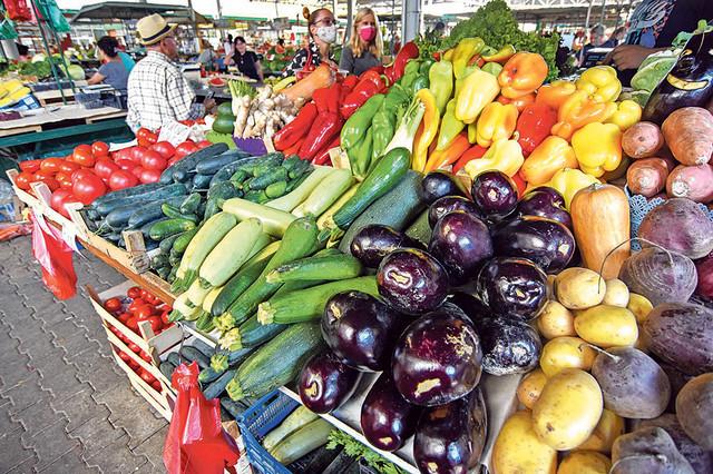Od povrća, cena paradajza je najviše skočila