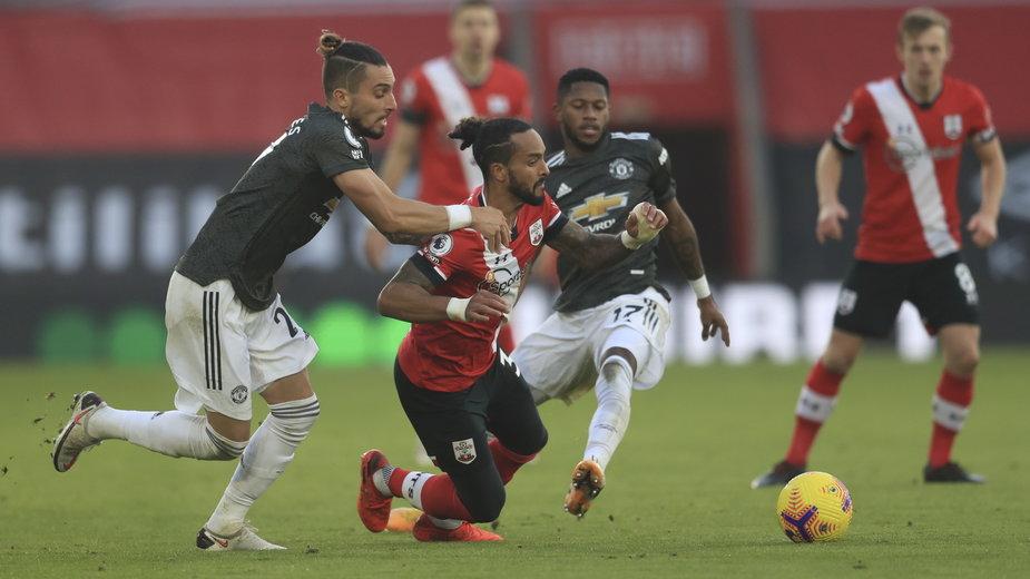 Ostatni mecz  Southampton FC - Manchester United