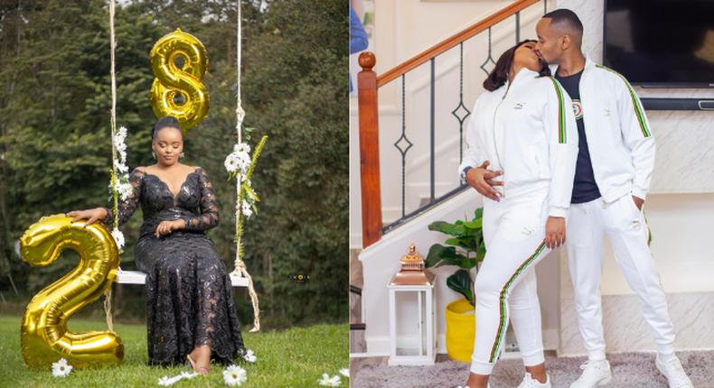 Kabi WaJesus pens down heartfelt message to wife Milly as she turns 28 [Photos]