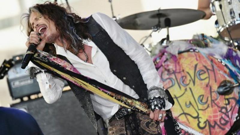 Lider Aerosmith Steven Tyler
