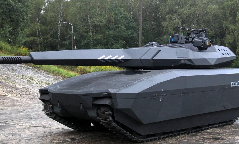 Czołg PL-01 Concept