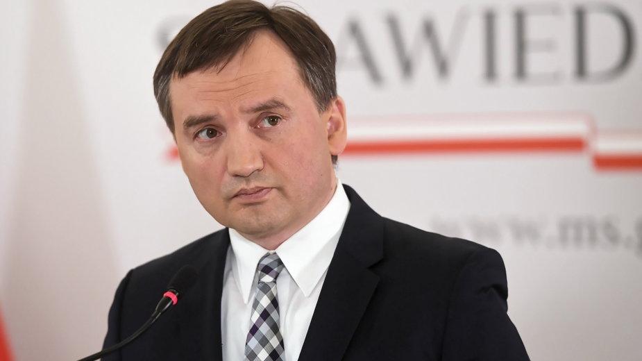 W 2017 r. minister sprawiedliwości zmienił zasady podziału środków