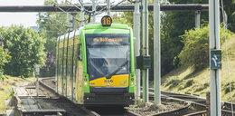 Bez tramwajów na PST. Problemy także na Starołęce