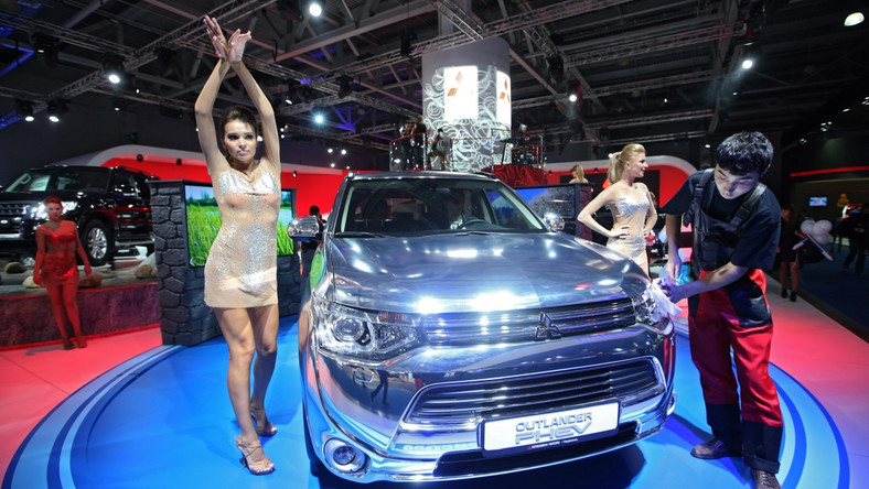 Salon samochodowy w Moskwie to jeden z najważniejszych przeglądów światowej motoryzacji - na równi z wystawami w Genewie i Frankfurcie ma kategorię A.