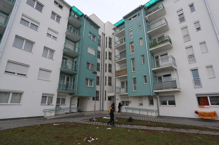 Boracke zgrade Ada Banjaluka