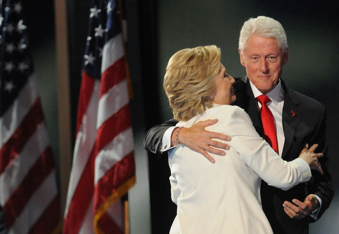 Za Moniku ovde nema mesta? Hilari i Bil Klinton