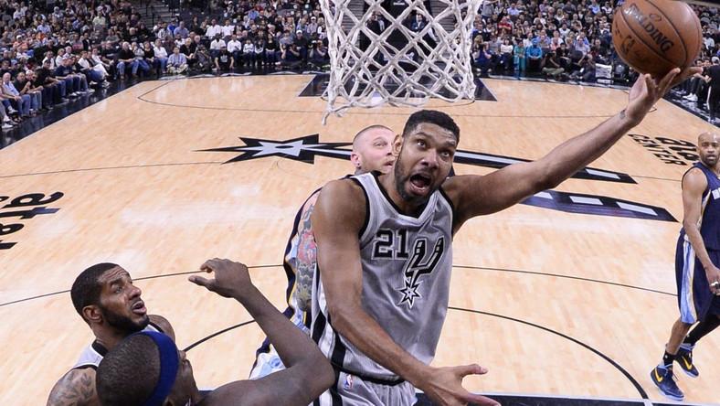 San Antonio Spurs znów wygrali