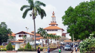 Coronavirus: University of Ghana steps up preventive measures on its campuses