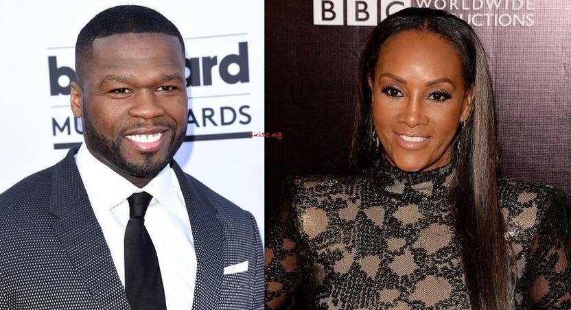 50 Cent vs Vivica A. Fox battle continues