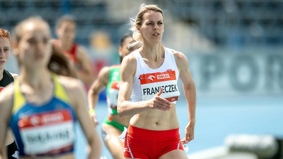 Justyna Franieczek
