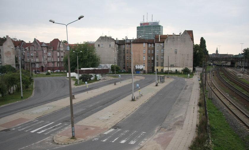 Pętla autobusowa w Gdańsku