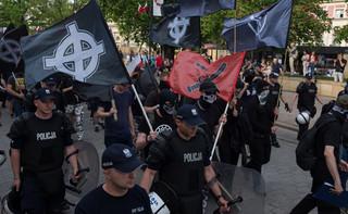 Zatrzymani podczas marszu nacjonalistów 1 maja nie zostaną osądzeni w trybie przyspieszonym
