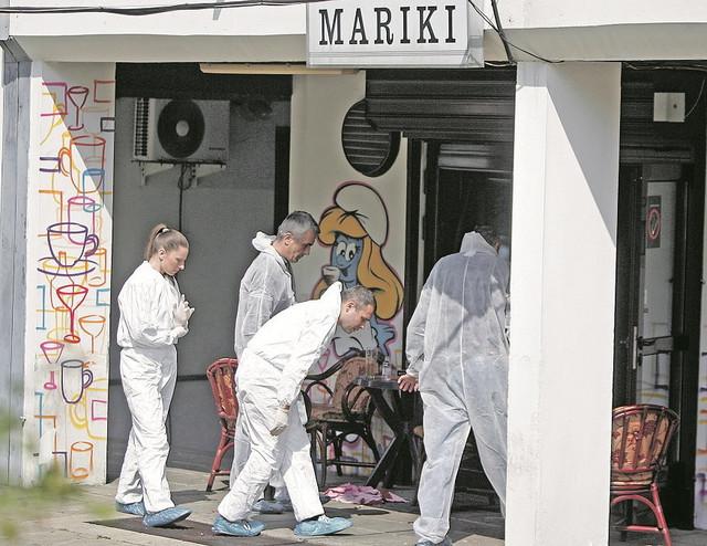 """Kafić """"Mariki"""" u kome je Rakonjac ubijen"""