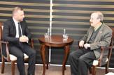 Dalibor Jevtić i Eliot Engel, foto Tanjug  MZP-MCR