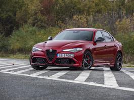 Alfa Romeo Giulia Quadrifoglio – codzienna dawka radości