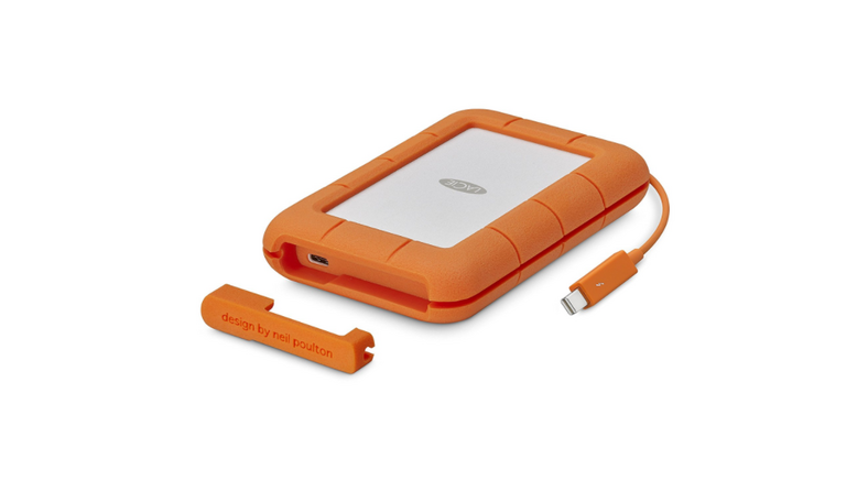 LaCie Rugged 500GB