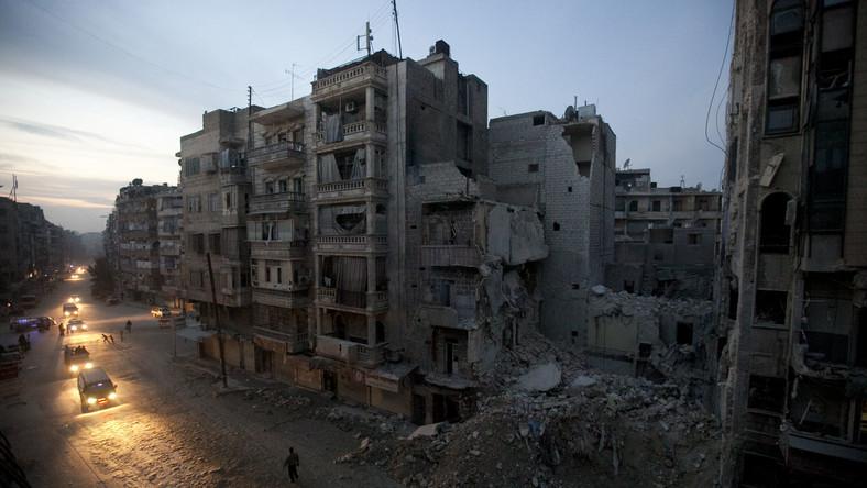 Nalot na szkołę w Syrii. Zginęło 16 osób