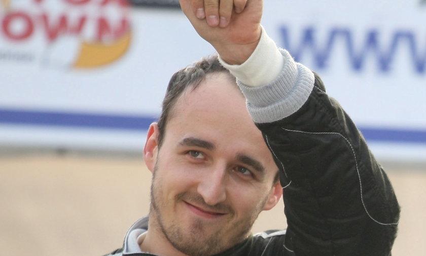 Robert Kubica w Trofeo Rally Di Como