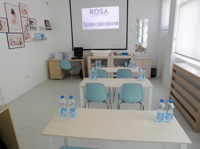 Otvorena Rosa škola roditeljstva u Dimitrovgradu