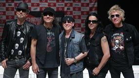 Milionowy fan na koncercie Scorpions