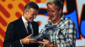 Gordon Ramsay: moje dzieci nie będą randkować z dziećmi Beckhama