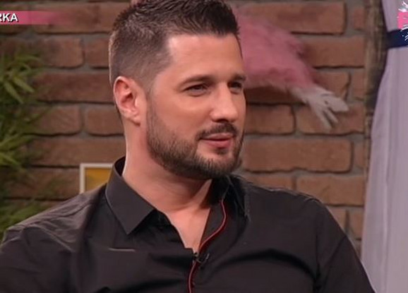 Marko Miljković u emisiji
