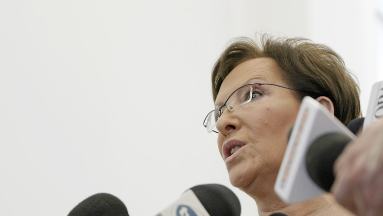 Marszałek Ewa Kopacz: To Sejm decyduje o samorozwiązaniu