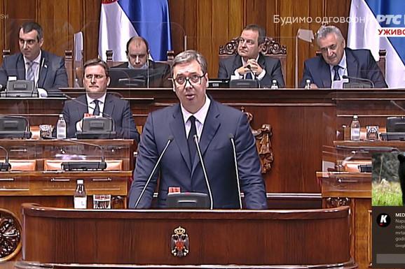 """""""GENOCID JE POČINJEN NAD SRBIMA, NE NAD ALBANCIMA"""" Dačić o izveštaju i dijalogu s Prištinom: Vučić neće popustiti"""