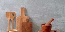 Drewniane przybory kuchenne wystarczą na długo!