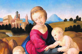 """Madona i dete sa Svetim Jovanom"" iz Muzeja lepih umetnosti u Budimpešti na pozajmici Albertini"